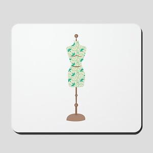 Dress Form Mousepad