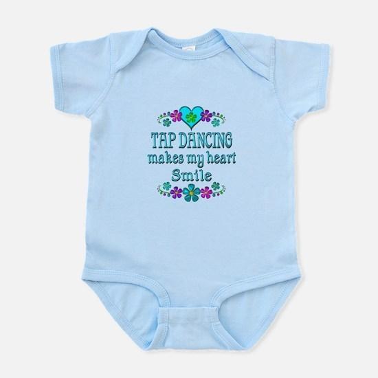 Tap Dancing Smiles Infant Bodysuit