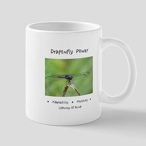 Dragonfly Taking Flight Gifts Mugs