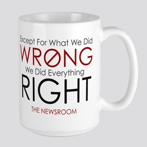 The Newsroom: Fix The Internet Mugs