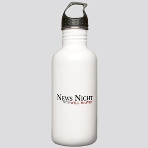 The Newsroom: News Nig Stainless Water Bottle 1.0L