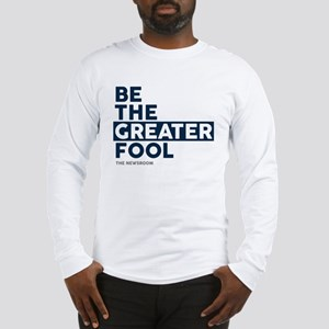 The Newsroom: The Greater Fool Long Sleeve T-Shirt