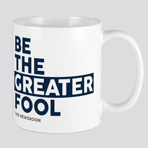 The Newsroom: The Greater Fool Mug