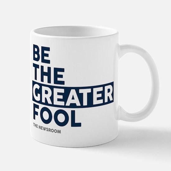 The Newsroom: The Greater Fool Mug