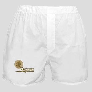Palm Tree Guyana Boxer Shorts