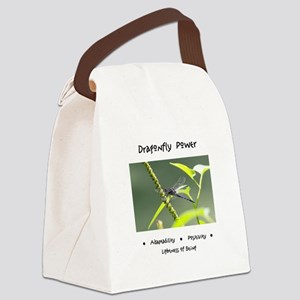 Dragonfly Medicine Gifts Canvas Lunch Bag