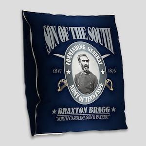 Bragg (SOTS2) Burlap Throw Pillow