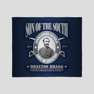 Bragg (SOTS2) Throw Blanket