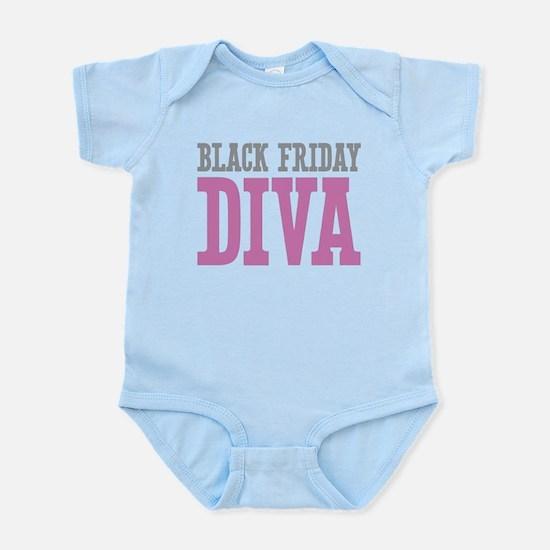Black Friday DIVA Body Suit