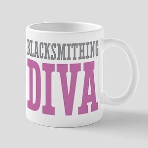 Blacksmithing DIVA Mugs