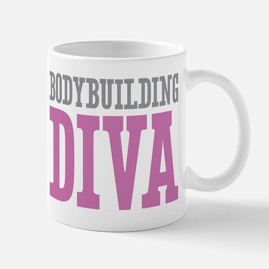 Bodybuilding DIVA Mugs