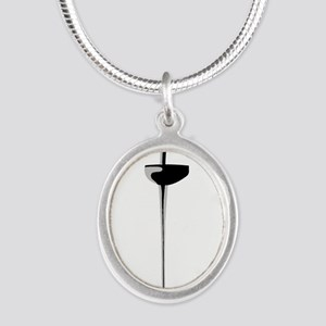 Epee Sword 2 Necklaces