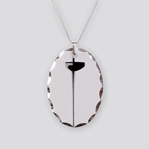 Epee Sword 2 Necklace