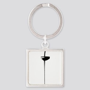 Epee Sword 2 Keychains