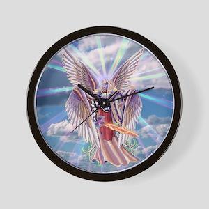 cherub angel Wall Clock