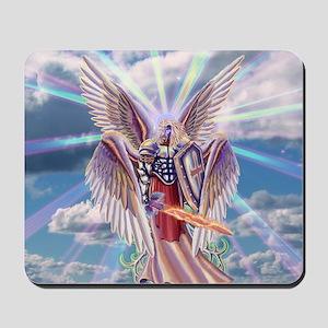 cherub angel Mousepad