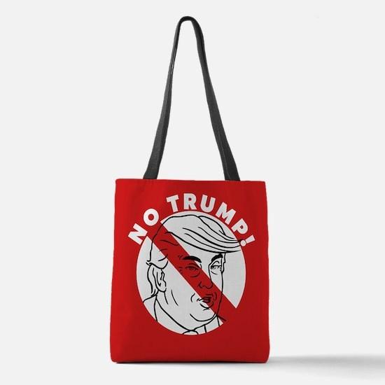 No Trump Polyester Tote Bag
