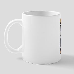 Warning: Badminton Mug