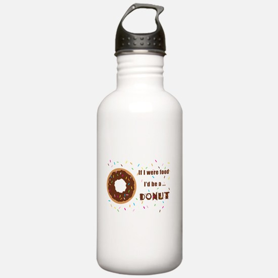 Unique Running dessert Water Bottle