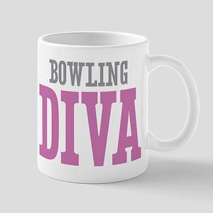 Bowling DIVA Mugs