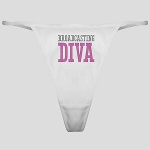 Broadcasting DIVA Classic Thong