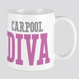 Carpool DIVA Mugs