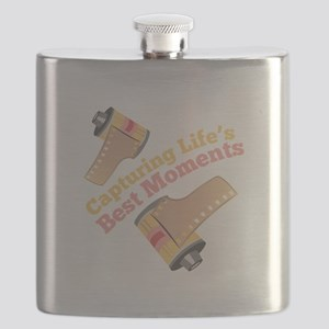 Capturing Moments Flask