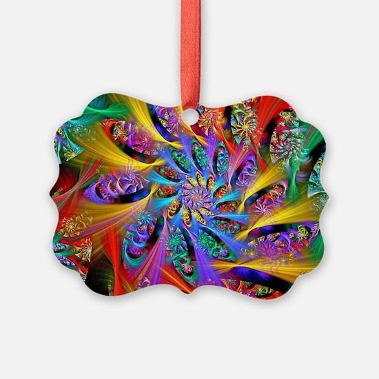 Spiral Regeneration Ornament
