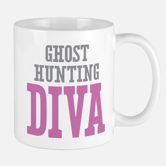 Ghost Hunting DIVA Mugs