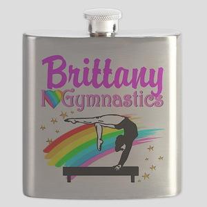 LOVELY GYMNAST Flask