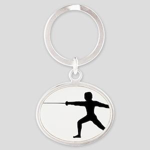 Guy Fencer Keychains