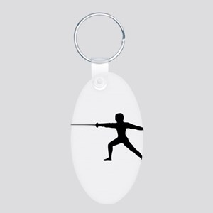 Guy Fencer Keychains
