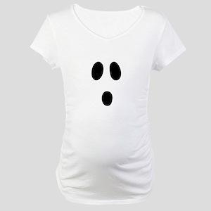 Boo Face Maternity T-Shirt