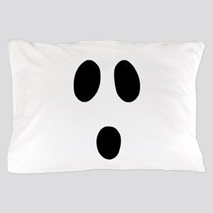 Boo Face Pillow Case