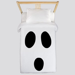 Boo Face Twin Duvet