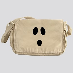 Boo Face Messenger Bag
