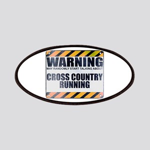 Warning: Cross Country Running Patches