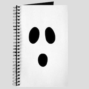 Boo Face Journal