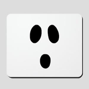 Boo Face Mousepad