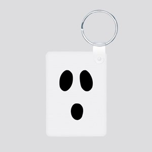 Boo Face Keychains
