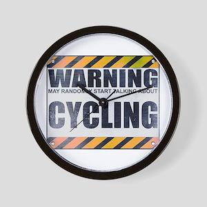 Warning: Cycling Wall Clock