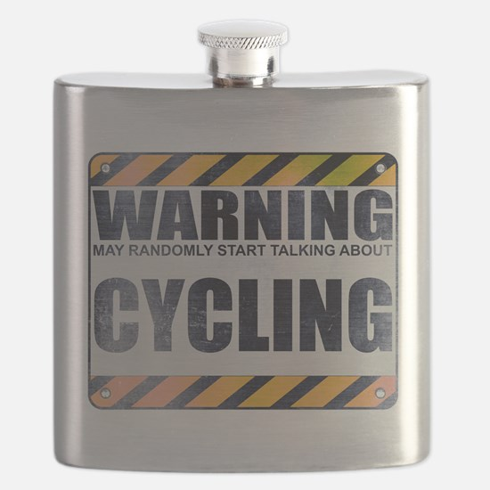 Warning: Cycling Flask