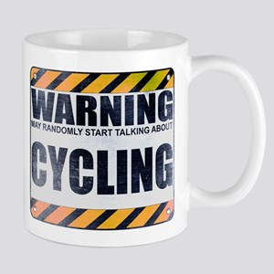 Warning: Cycling Mug