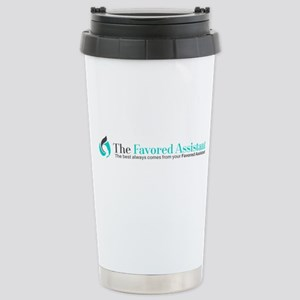 The Favored Assistant M Stainless Steel Travel Mug