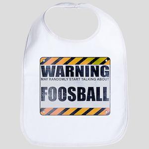 Warning: Foosball Bib