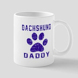 Dachshund Daddy Designs Mug
