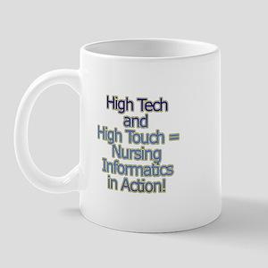 High Tech Mug