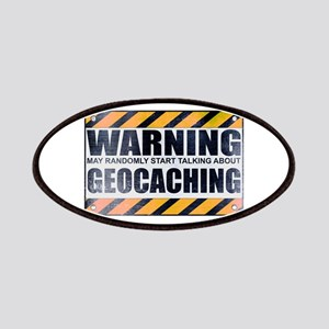 Warning: Geocaching Patches