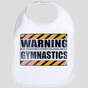 Warning: Gymnastics Bib