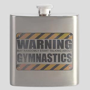 Warning: Gymnastics Flask